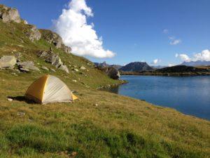 Campen am Gotthard