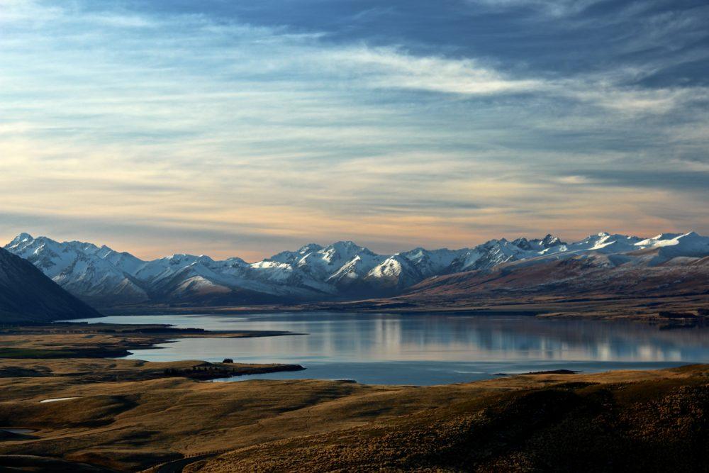 Neuseeland Südliche Alpen
