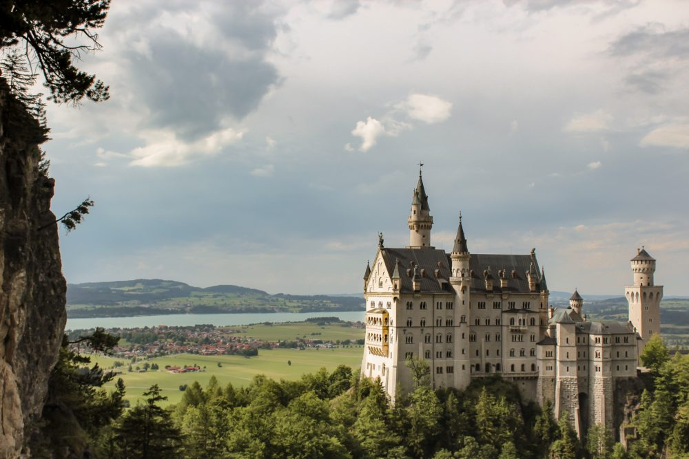 Allgäu Schloss Neuschwanstein