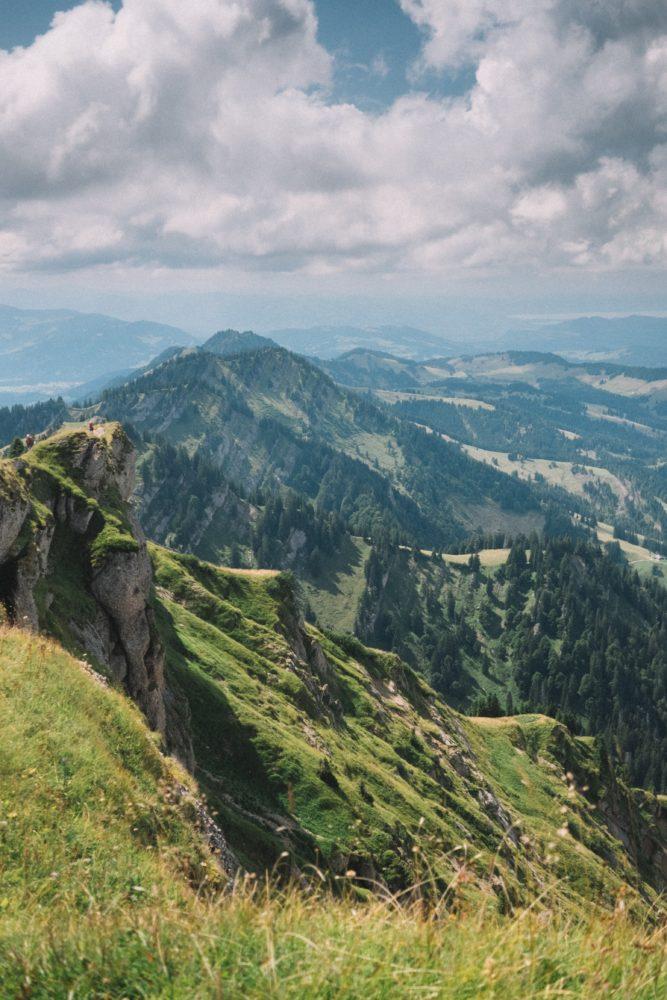 Allgäu Hochgrat Alpen