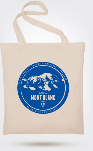 Cloth Bag - Mont Blanc
